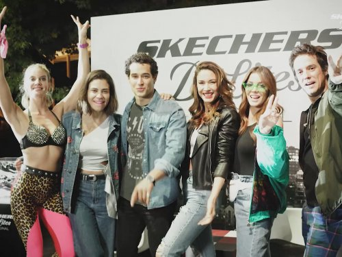 Skechers – Evento D´Lites